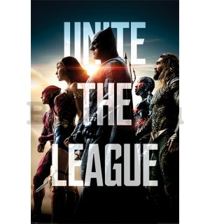Plakát - Justice League (United the League)