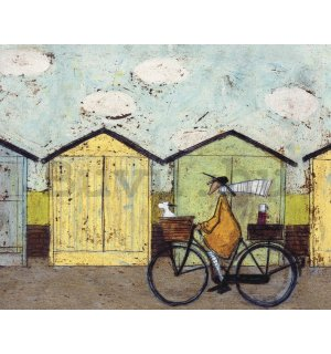 Vászonkép - Sam Toft, Off for a Breakfast