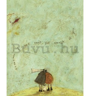 Vászonkép - Sam Toft, I Just Can't Get Enough of You
