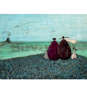 Vászonkép - Sam Toft, The Same as it Ever Was