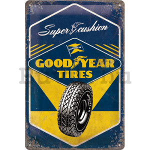 Fémtáblák: Good Year Tires  - 30x20 cm