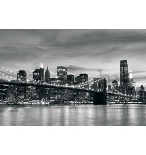Vlies fotótapéta: Brooklyn Bridge - 104x152,5 cm