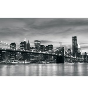 Vlies fotótapéta: Brooklyn Bridge - 184x254 cm