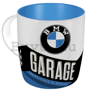 Bögre - BMW Garage