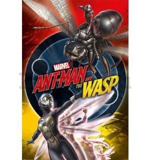 Plakát - Ant-Man and the Wasp (Unite)