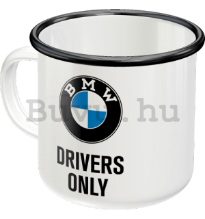 Bádog bögre - BMW Drivers Only