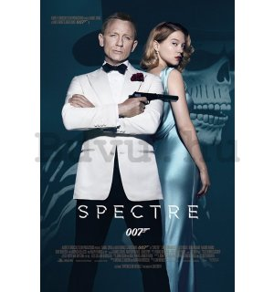 Plakát - James Bond Spectre (3)