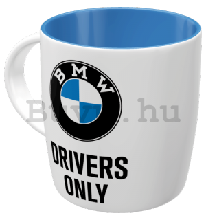 Bögre - BMW Drivers Only