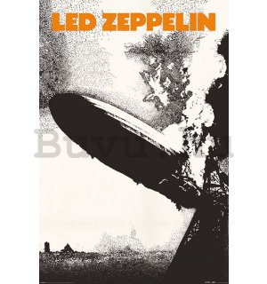 Plakát - Led Zeppelin (Led Zeppelin I)