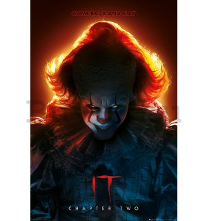 Plakát - IT Chapter Two (Come Back nad Play)