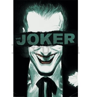 Plakát - The Joker (Put on a Happy Face)
