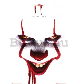 Plakát - It Chapter Two (Pennywise Face)