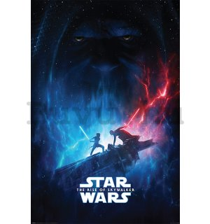 Plakát - Star Wars: The Rise of Skywalker (Galactic Encounter)