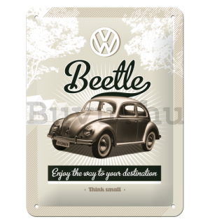 Fémplakát – VW Retro Beetle