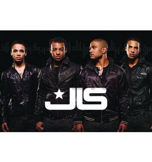 Plakát - JLS (Group)
