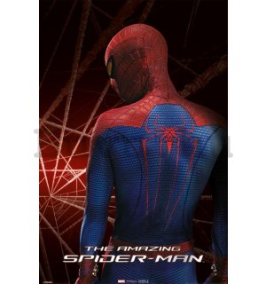 Plakát - The Amazing Spiderman (Back)