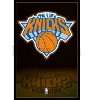 Plakát - NBA New York Knicks Logo