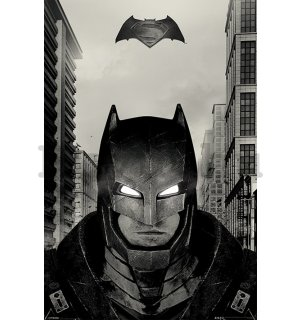Plakát - Batman vs. Superman (Battlesuit)