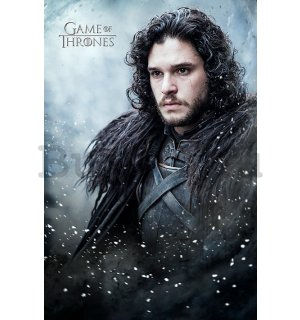 Plakát - Game of Thrones (John Snow)