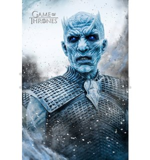Plakát - Game of Thrones (Night King)