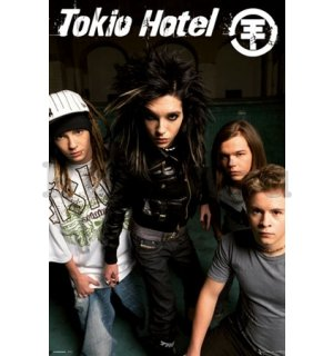 Plakát - Tokio Hotel close up