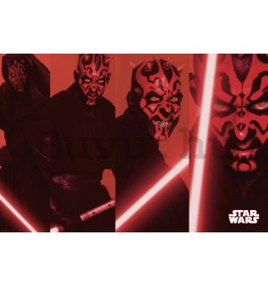 Plakát - Star Wars Darth Maul